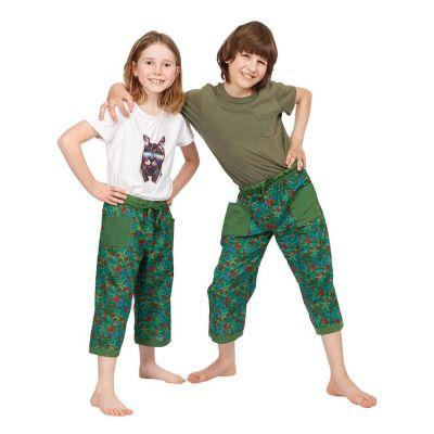Three-quarter cotton trousers Starfish | 2-4 years, 4-6 years, 6-8 years, 8-10 years