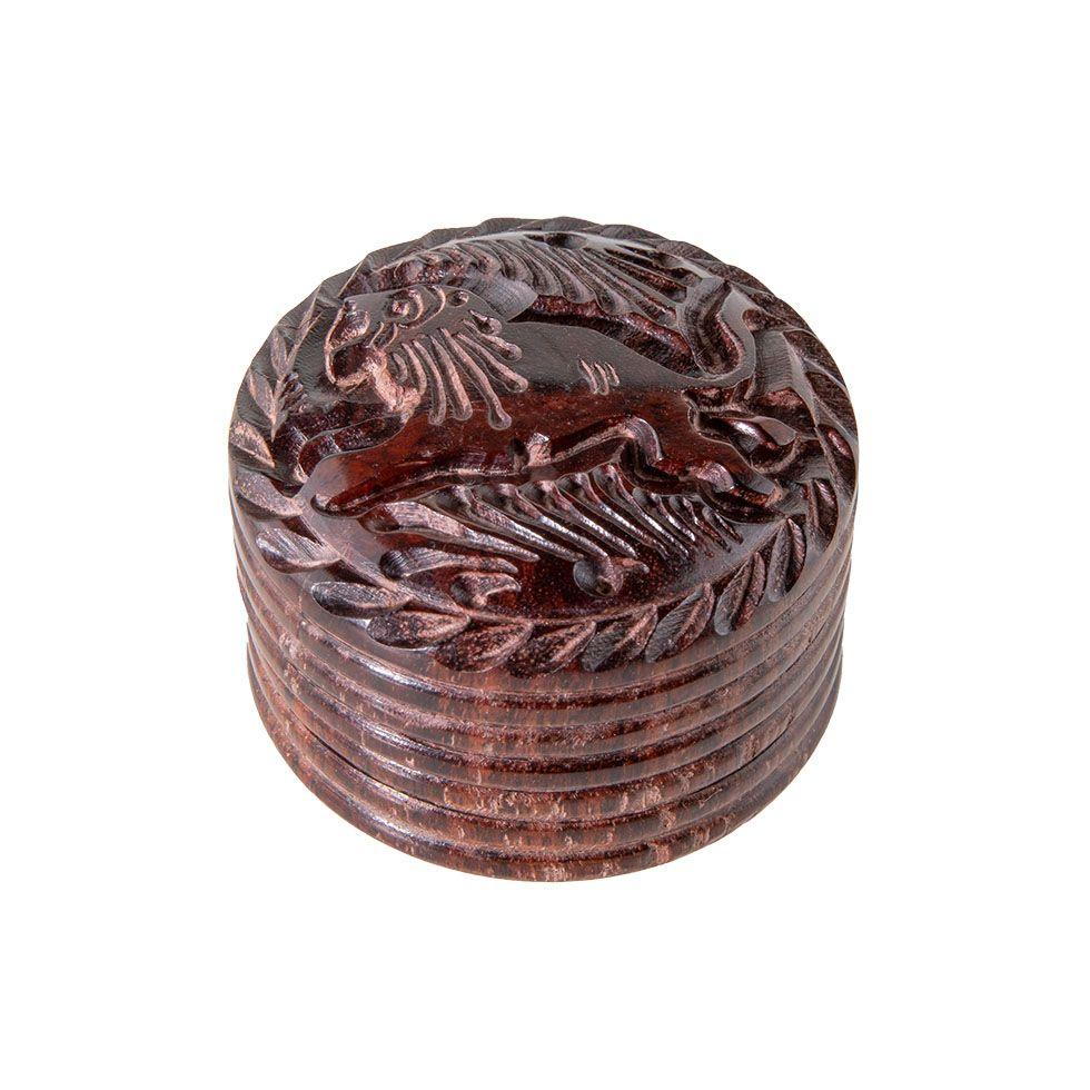 Carved grinder Lion Indonesia