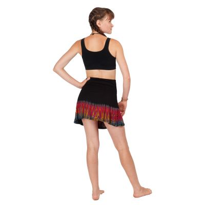 Tie-dye mini skirt Gamon Berhasil Thailand