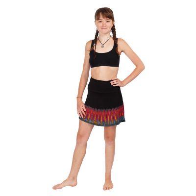 Tie-dye mini skirt Gamon Berhasil | UNI (corresponds to S/M)