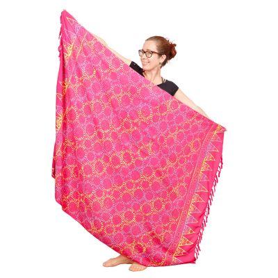 Tie-dyed sarong Briallen