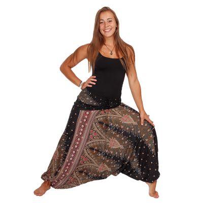 Harem trousers Tansanee Marmara | UNI, L/XL