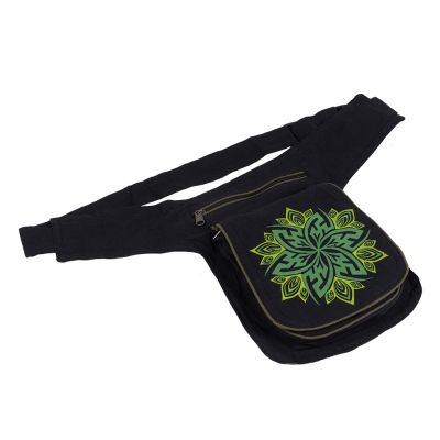 Money belt Lotus Green