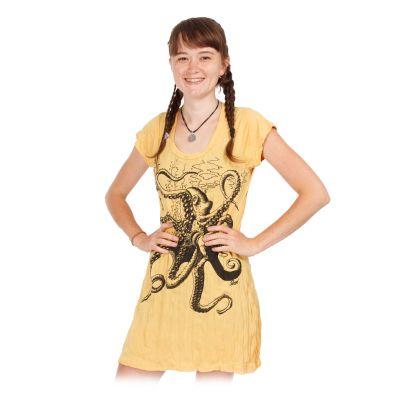 Dress Sure Octopus Yellow   S, M, L, XL, XXL