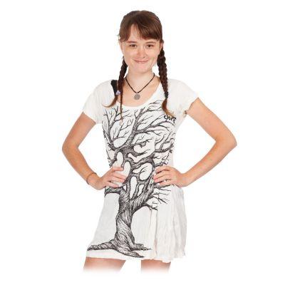 Dress Sure Ohm Tree White   S, M, L, XL, XXL