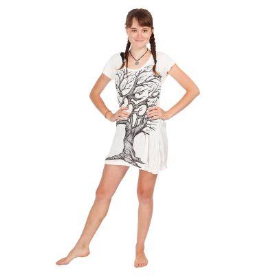 Dress Sure Ohm Tree White | S, M, L, XL, XXL