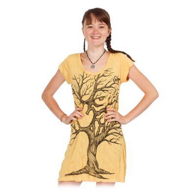 Dress Sure Ohm Tree Yellow   S, M, L, XL, XXL