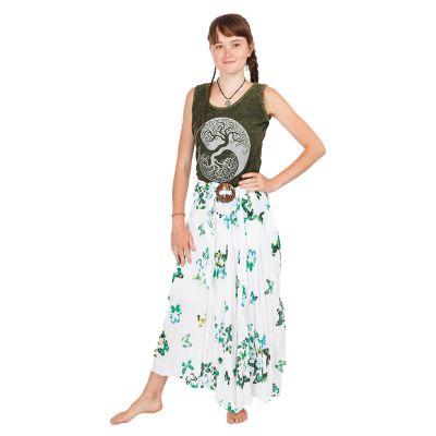 Skirt with coconut buckle Kelapa Rama-Rama | UNI