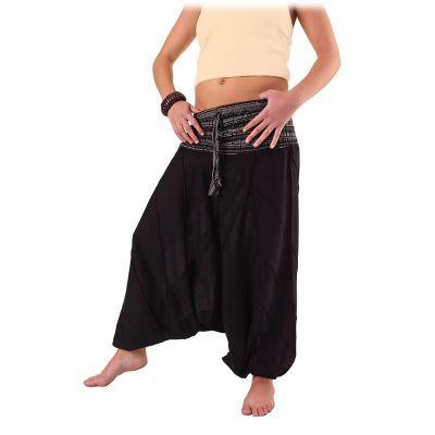 Trousers Perempat Hitam