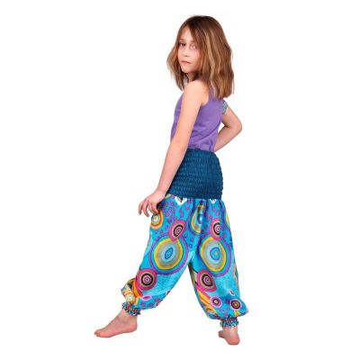 Children's trousers Turquoise Fairy