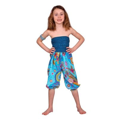 Children trousers Turquoise Fairy