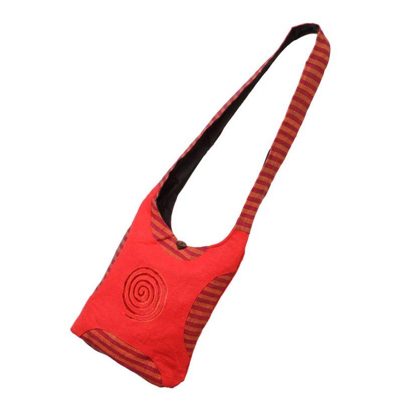 Bag Fire Spiral