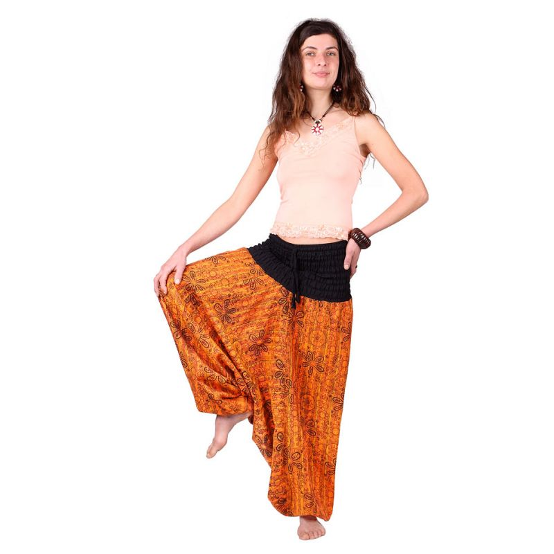 Harem trousers Mimpi Jeruk