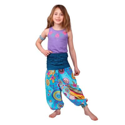 Trousers Turquoise Fairy