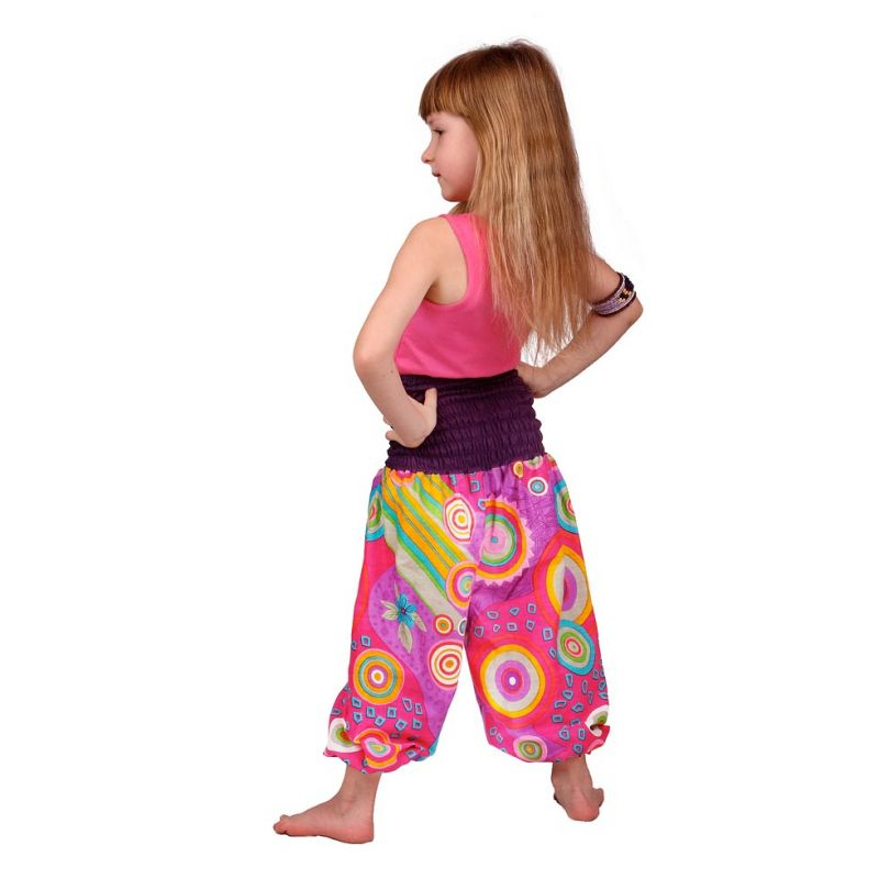 Children trousers Pink Princess