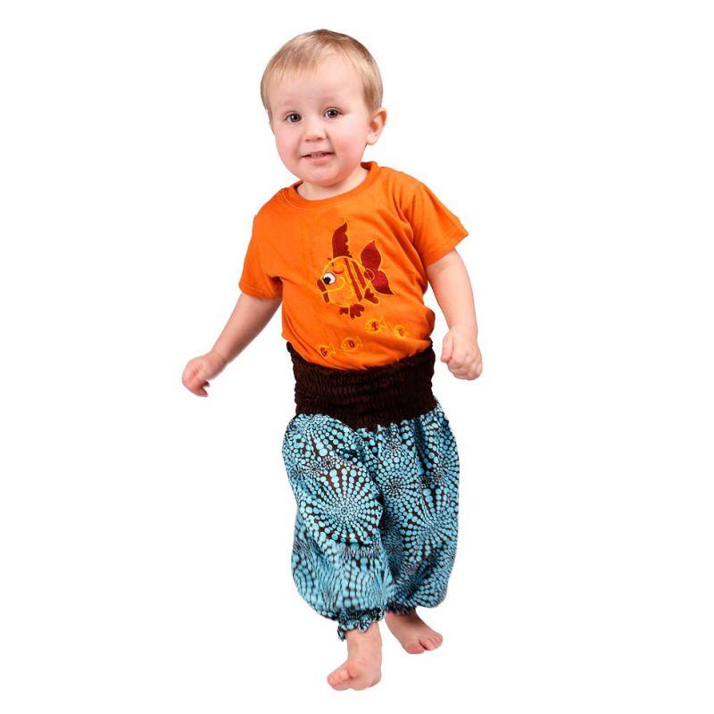 Children trousers Blue Joy
