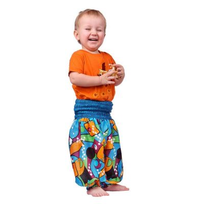Children trousers Paradise Maze