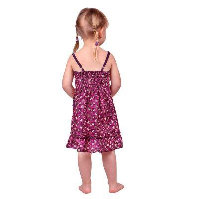 Child dress Choli Ungu