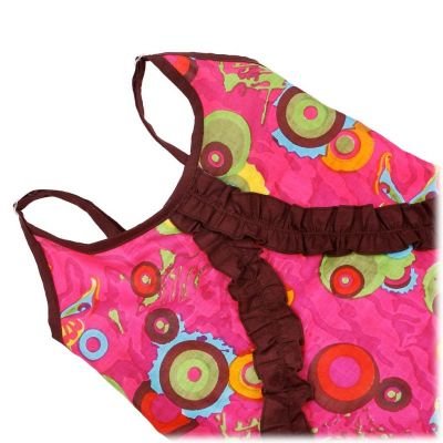 Child dress Choli Lila