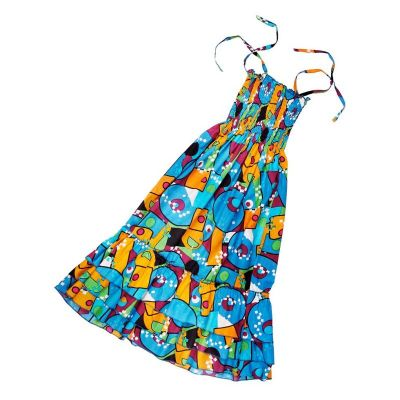 Child dress Mawar Maze