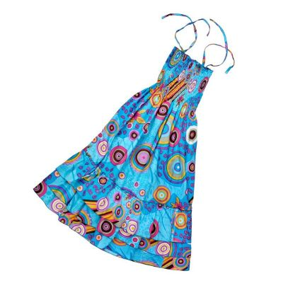 Child dress Mawar Turquoise
