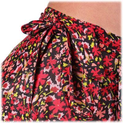 Wraparound skirt Dewa Bunga