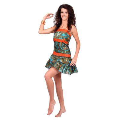 Dress Patti Gold