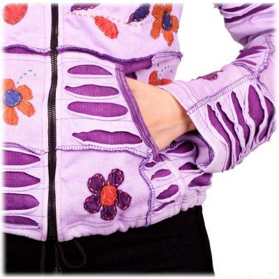 Jacket Bishwa Ungu