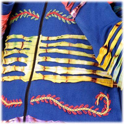 Jacket Surnal Biru