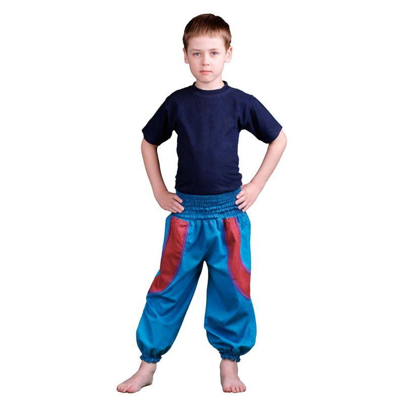 Child trousers Atau Biru