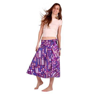 Skirt Dewa Ungu