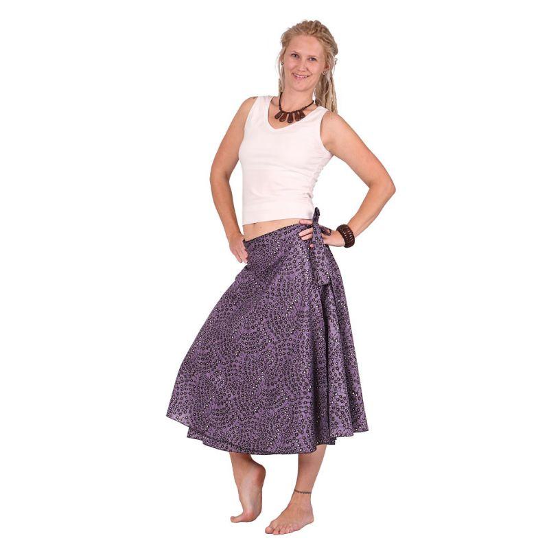 Wraparound skirt Dewa Rundun