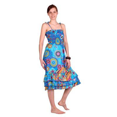 Dress Turquoise Mawar