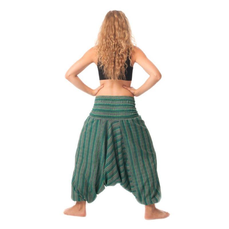 Harem trousers Garis Boro