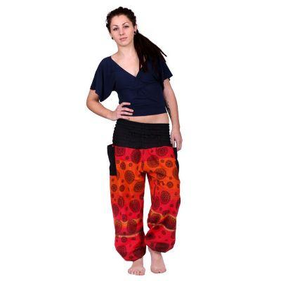 Trousers Patan Jingga