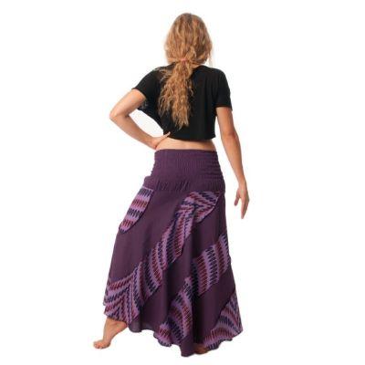 Long skirt Hawa Roxa