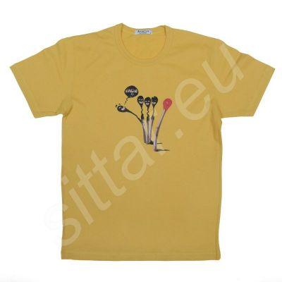 T-shirt Virgin Match