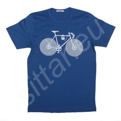 T-shirt Music Bike