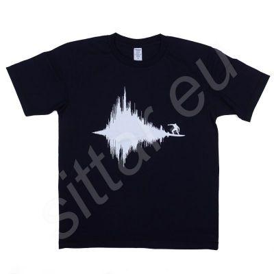 T-shirt Soundsurfer