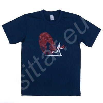 T-shirt Fingerprint Theft