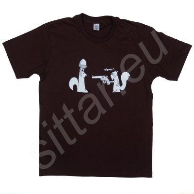 T-shirt Nut Thief
