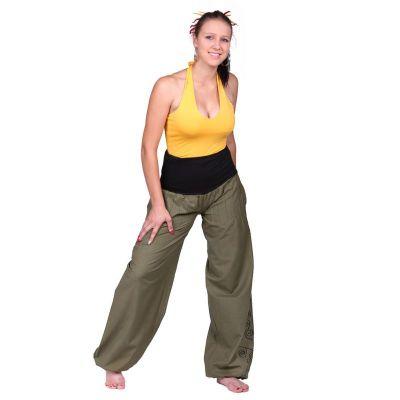 Harem trousers Sulaman Hijau