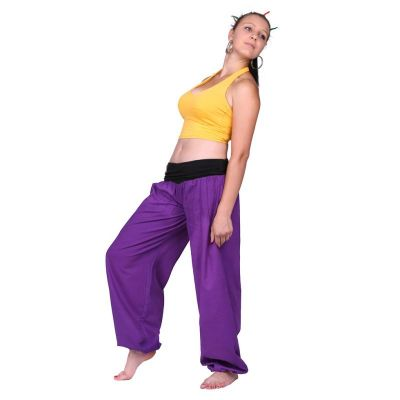 Harem trousers Sulaman Ungu