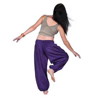 Trousers Sabuk Ungu
