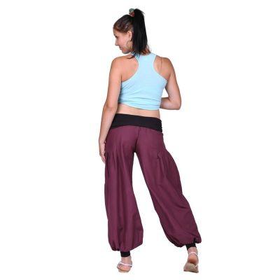 Trousers Daura Ungu