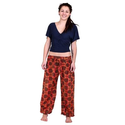 Trousers Gisan Spiral