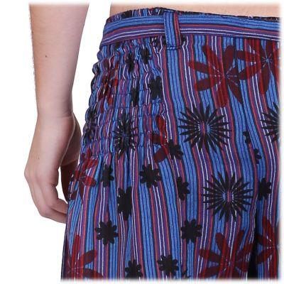 Trousers Gisan Biru