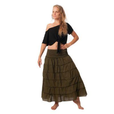 Skirt Hawa Hijau