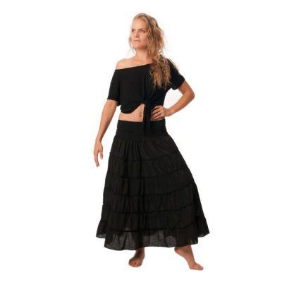 Skirt Hawa Hitam