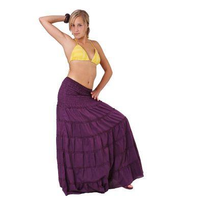 Skirt Hawa Ungu